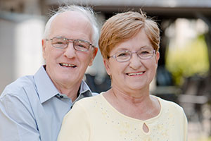 Mr. and Mrs. Lebel, residents and travellers