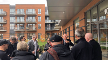 post-thumbnail - A delegation from Australia's seniors' homes industry tours Le Groupe Maurice's residences
