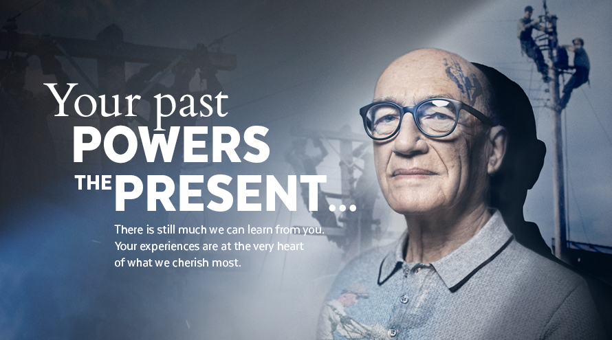Le Groupe Maurice honours seniors in its new advertising campaign