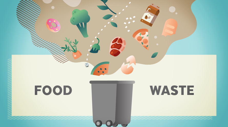 3 tips for preventing food waste