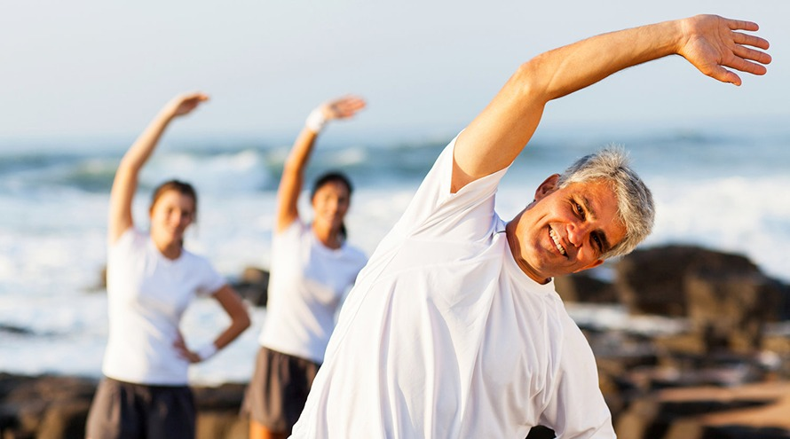 Muscle is the only type of body tissue that does not age if properly maintained!