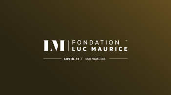 post-thumbnail - Luc Maurice Foundation: measures in line with COVID-19