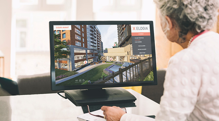 Discover Elogia Phase 2 with the new virtual tour