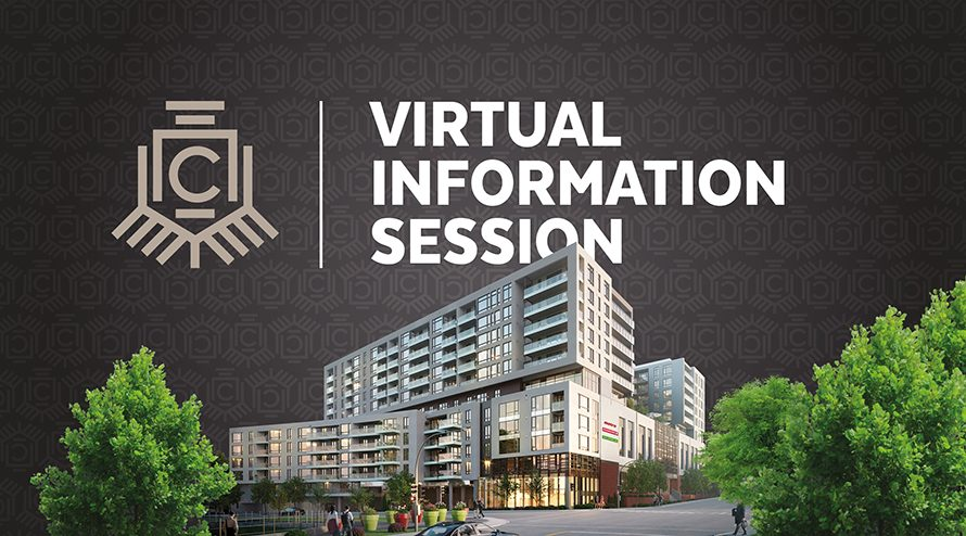 Virtual information session: Cornelius is waiting for you