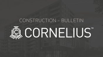 post-thumbnail - Construction-Bulletin Cornelius : 50% of work completed
